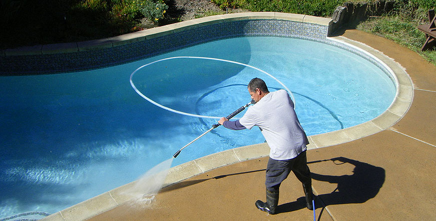 Professional Pool Cleaner