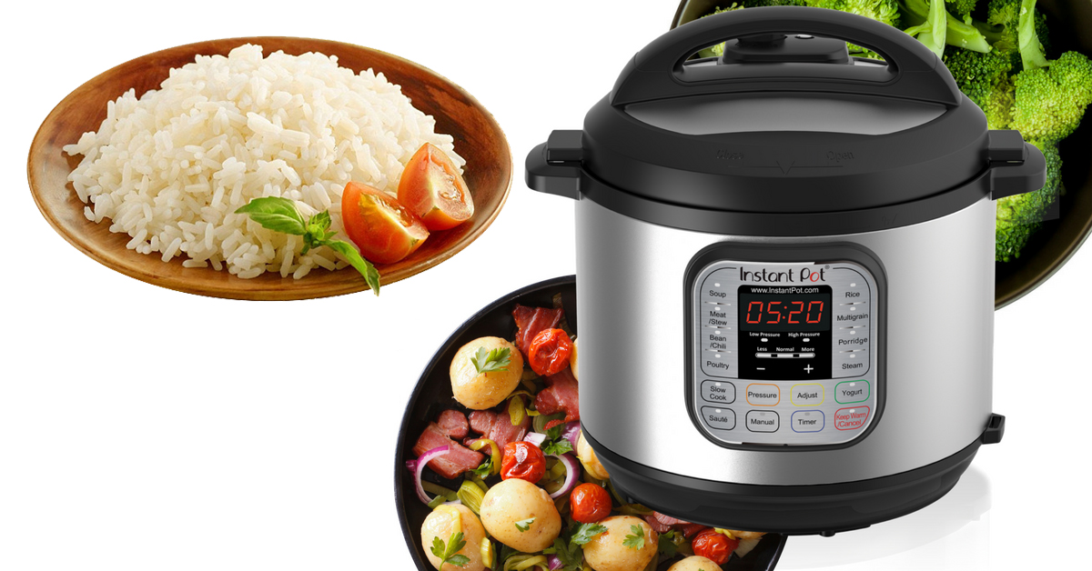 The Rice Cooker Method