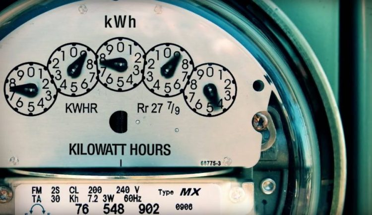 Texas Electricity Meter