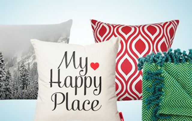 Utilize Text With Custom Pillow