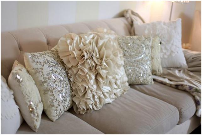 Unique Textures Throw Pillows
