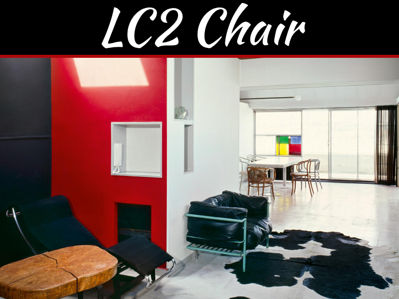 Using the LC2 Chair As A Standalone Piece!