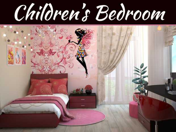 What To Consider When Decorating Children's Bedrooms