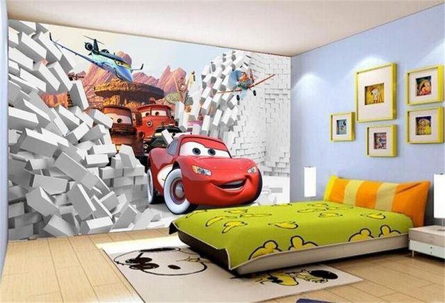 3D Painting For Kids Room
