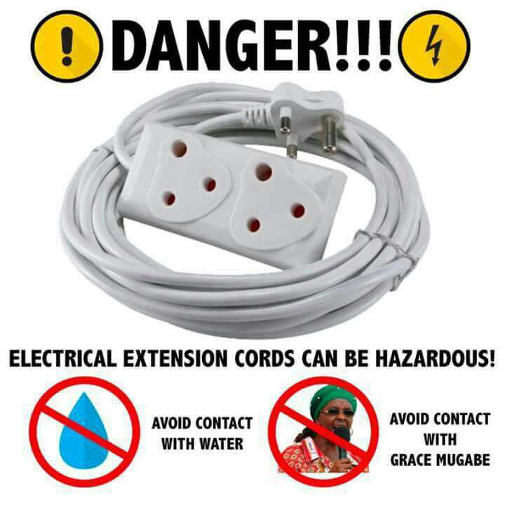 Avoid Extension Cords