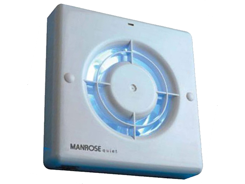 Manrose Quiet Extractor Fan