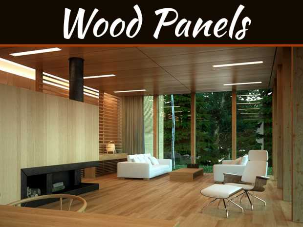 A Guide To Interior Decoration With Wood Panels