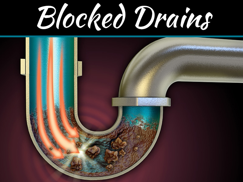 Causes For Blocked Drains And Possible Remedies