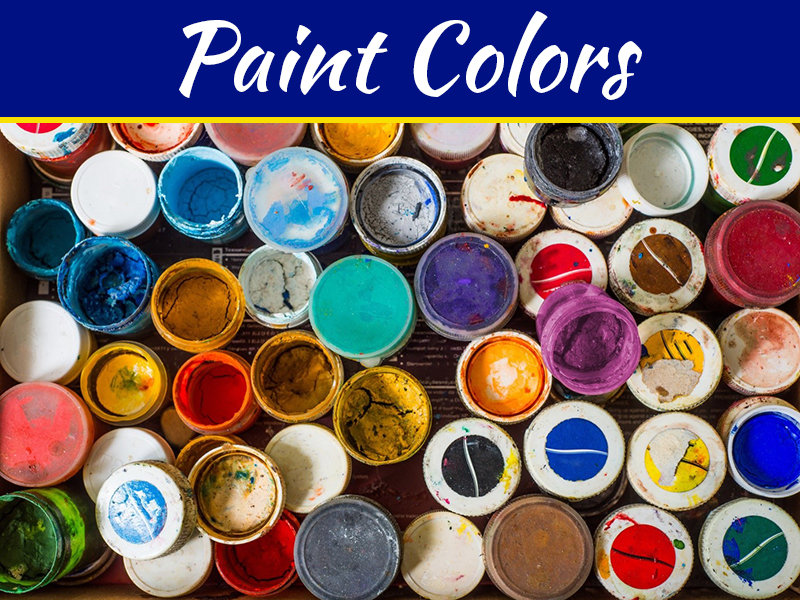Choosing Your Paint Colors: More Than What Meets The Eye