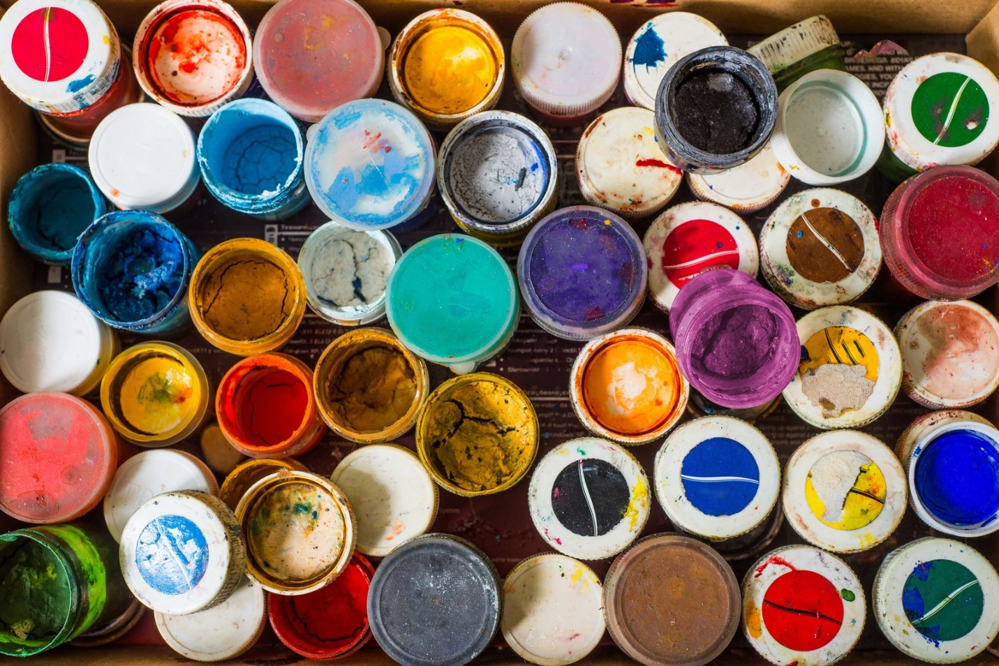 Color Paint For Painting