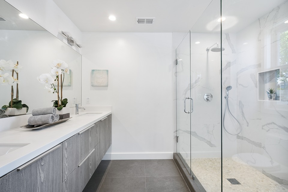 Custom Walk In Showers