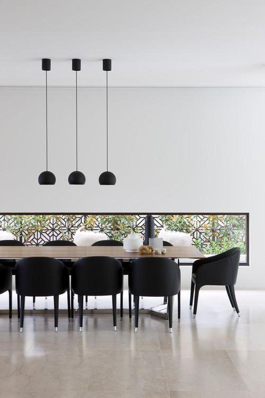 Dining Table Lighting Ideas