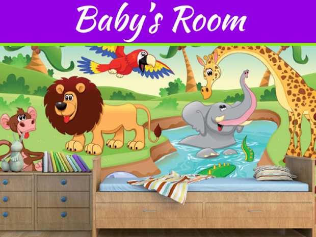 5 Creative Ideas For A New Baby's Room