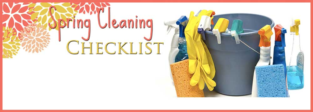 5 Helpful Tips for an Easy Spring Cleaning Session