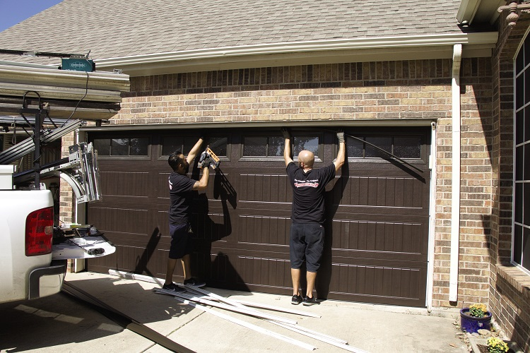 Garage Doors Replacement