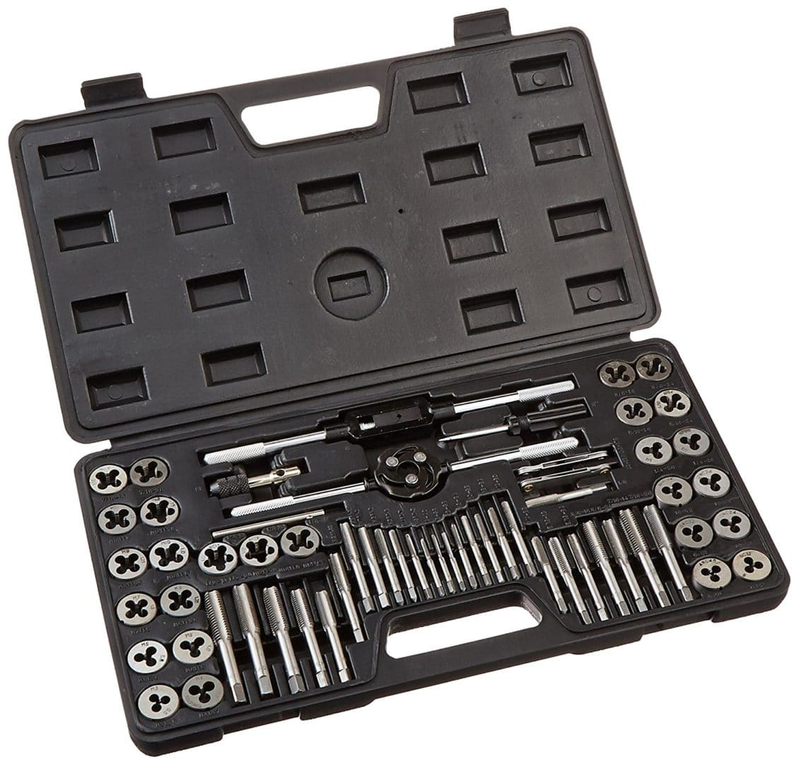 Gino 0554 Tap And Die Set