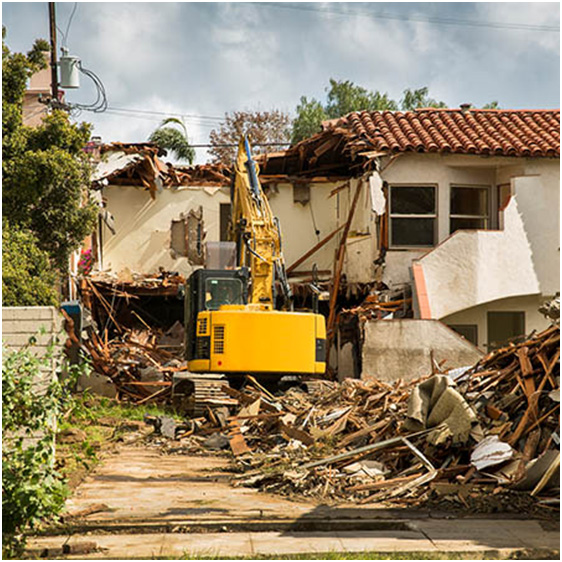 Guide To Demolish A House