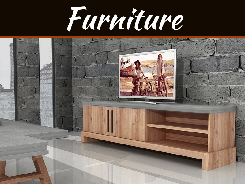 High-Definition Video Deserves High Quality Wood Furniture