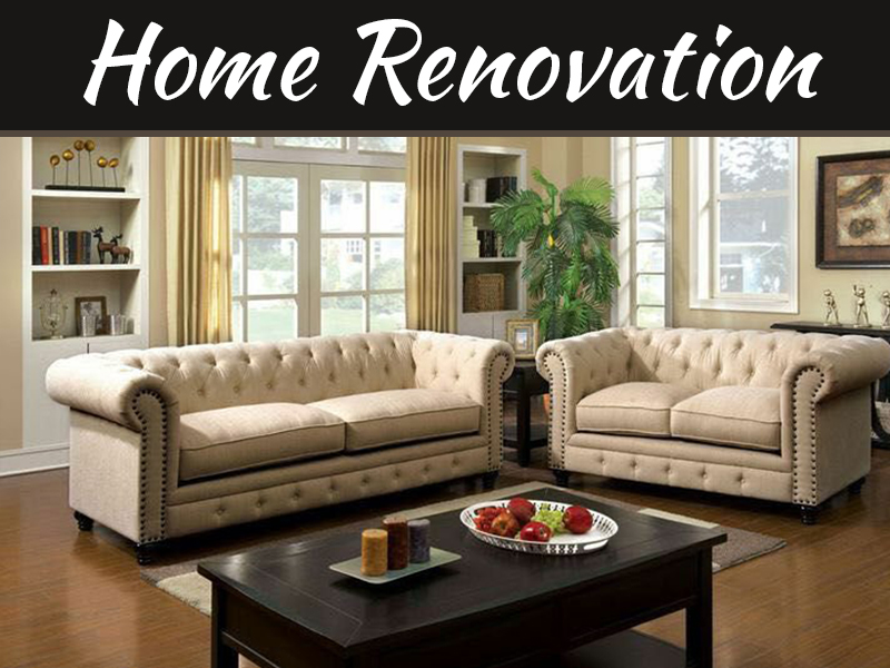 Home Facelift: 4 Ways To Update An Old Home