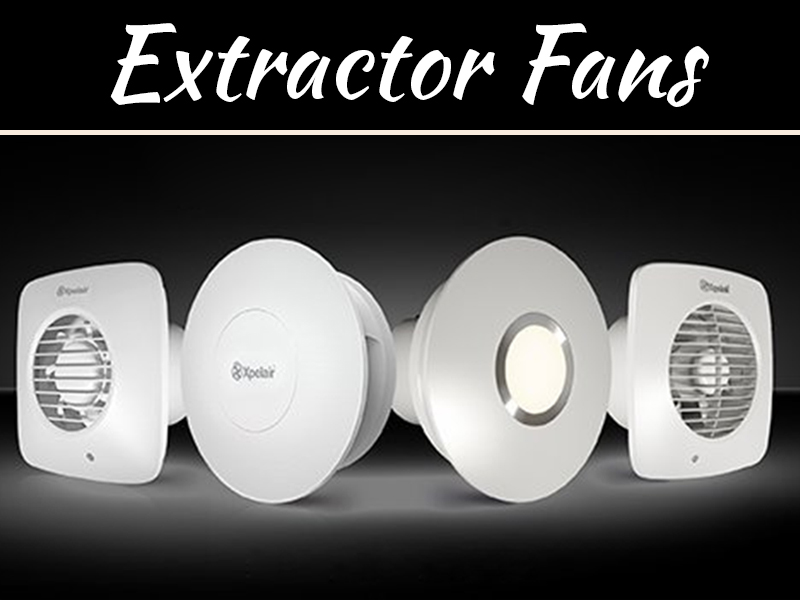 How and Why You Should Regularly Clean Your Bathroom Extractor Fan