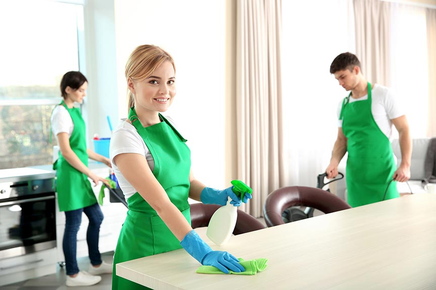 How Housekeeping Services Help You