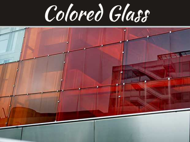 Innovative Colored Glass Ideas To Redesign Office Interior