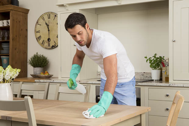 Kitchen Clean Up Policy