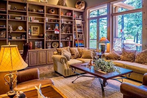 Living Room Declutter Ideas