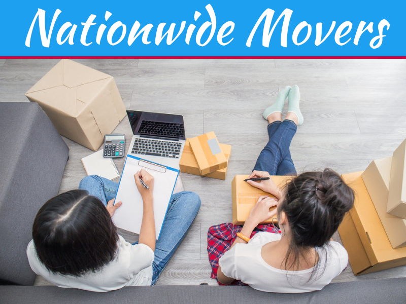Moving Nationwide, Long Distance Moving Tips And Hiring Nationwide Movers In The USA