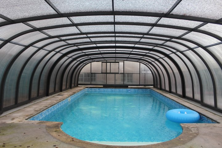 Privacy And Protection Pool Domes