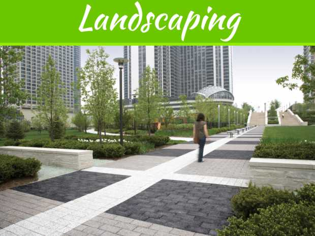 4 Ways To Incorporate Stamped Concrete Into Landscaping