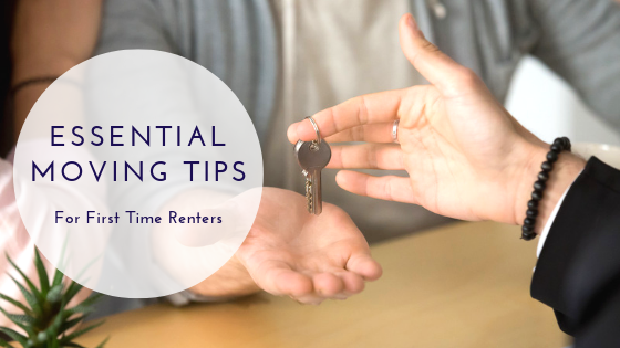 7 Essential Moving Tips for First Time Renters