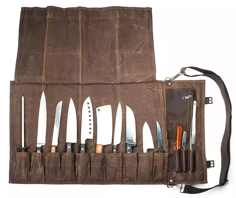 DIY Knives Set Organization