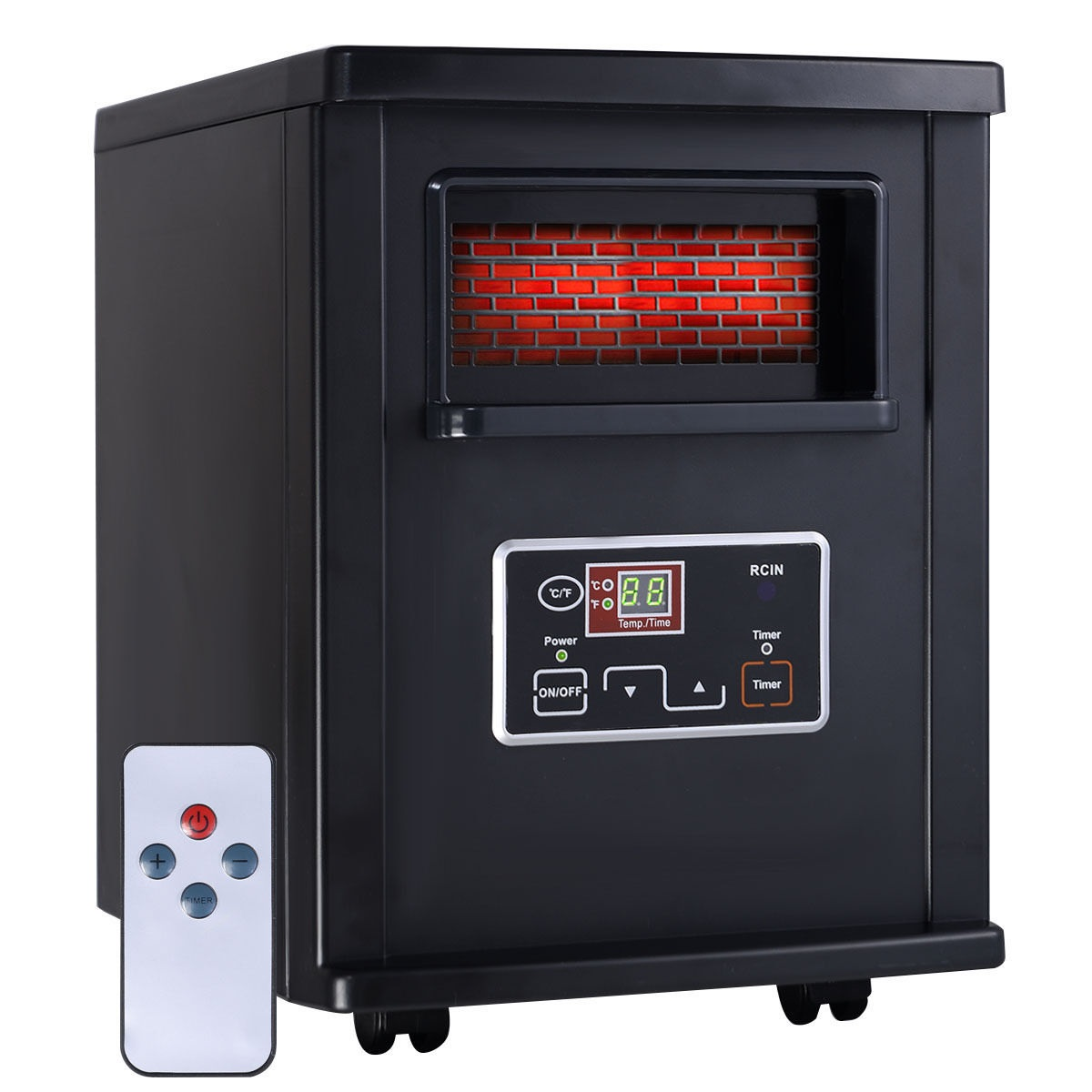 Infrared Quartz Electric Heater