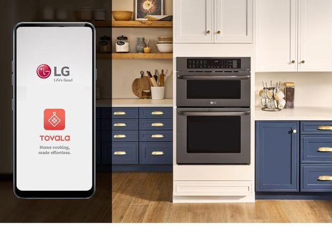 LG's Smart Oven