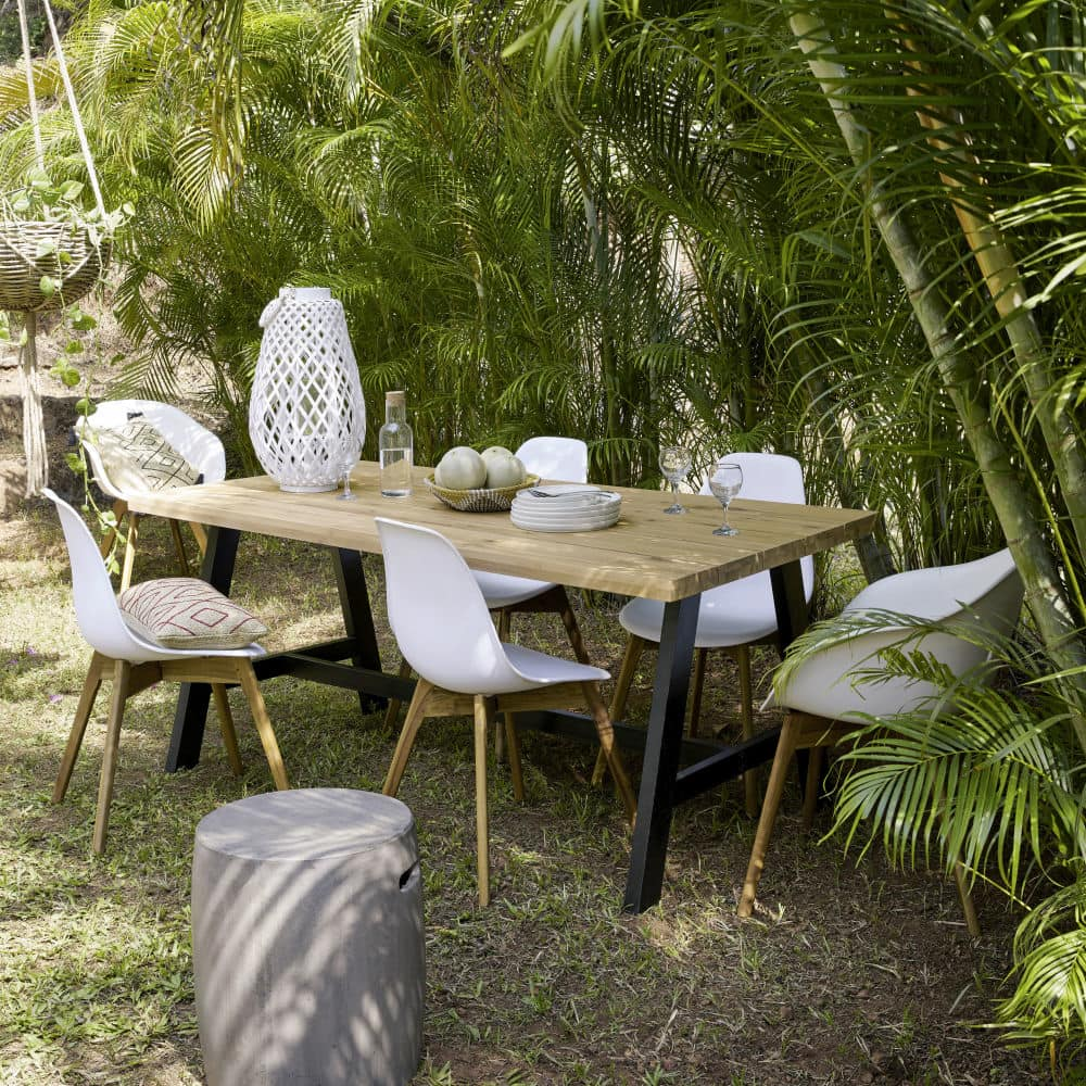 Scandinavian Style Outdoor Furniture