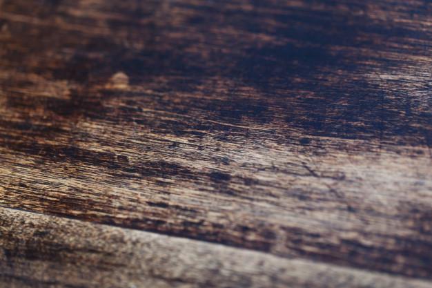 Worn Out Wooden Floor