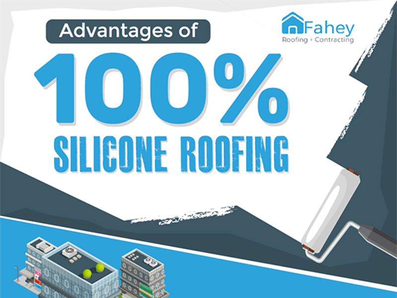 Advantages Of 100% Silicone Roofing