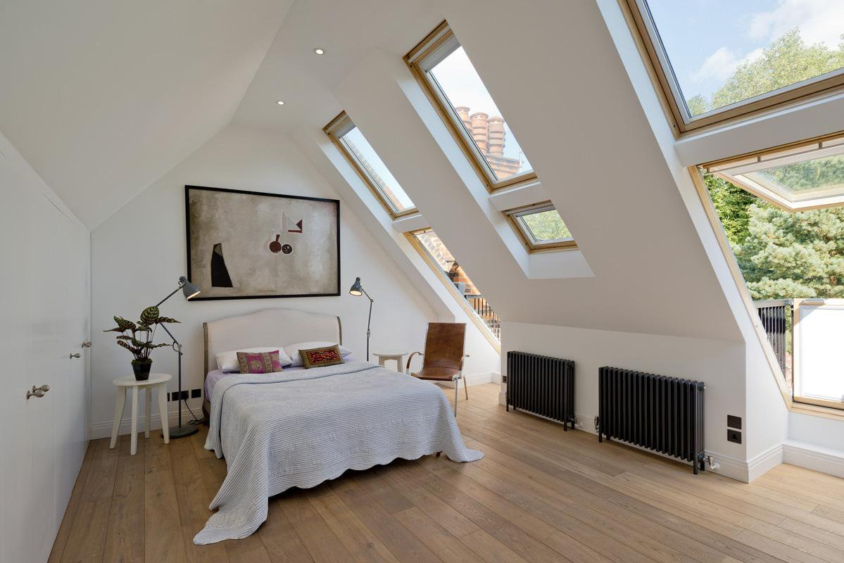Attic Conversion