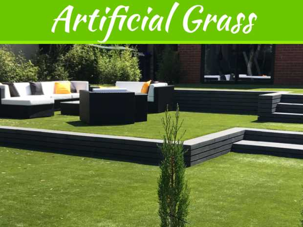 Creative Ways to Design Your Garden Using Artificial Grass