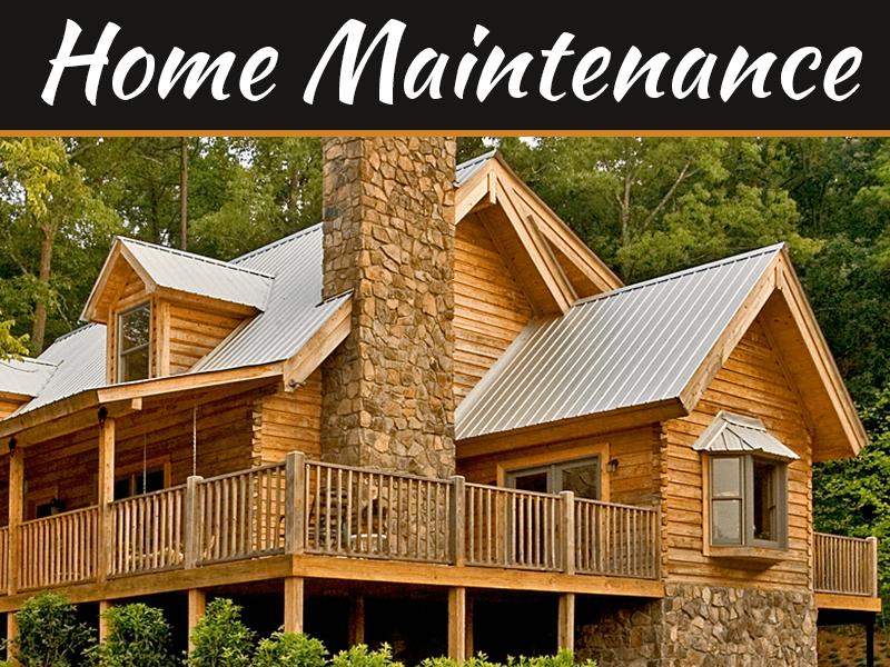 Dos & Don'ts of Log Home Maintenance