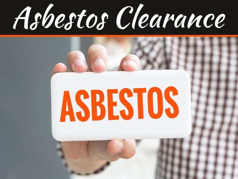 Everything You Should Know About Asbestos Clearance Certificate