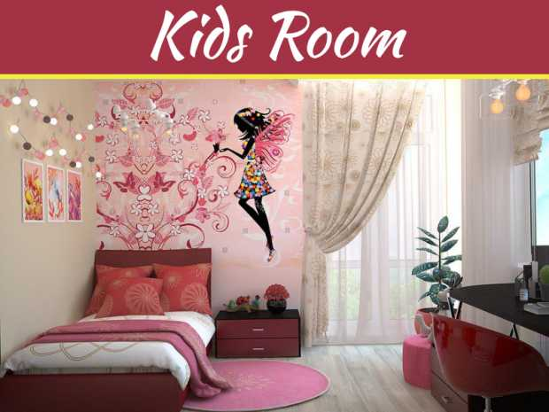5 Awesome Bedroom Decoration Tips For Kids