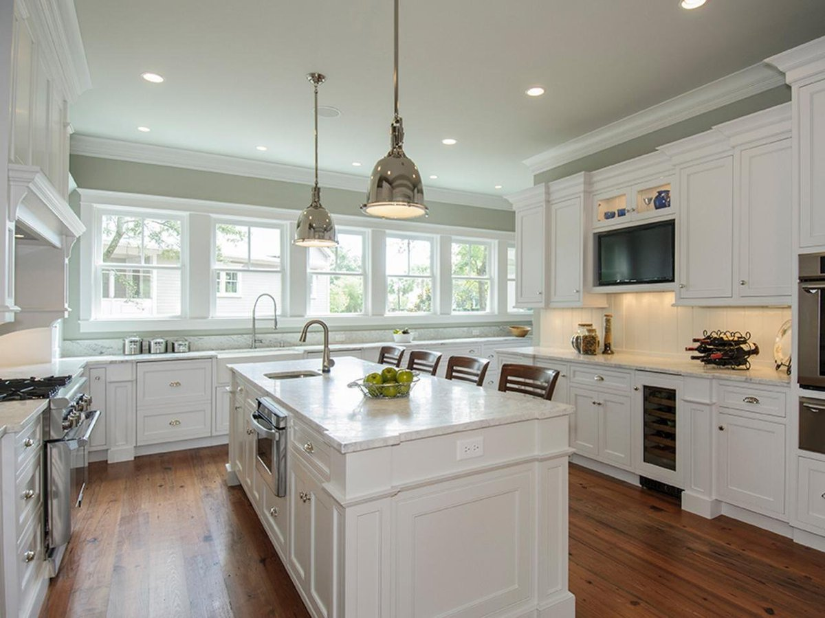 Magnificent What Colour Should I Paint My Kitchen With White Cabinets Complete Home Design Collection Epsylindsey Bellcom