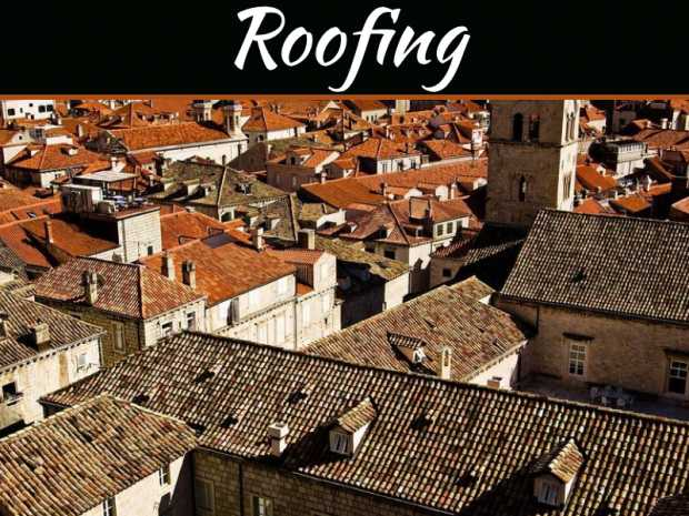 Why Hire A Roofing Company For Your Home