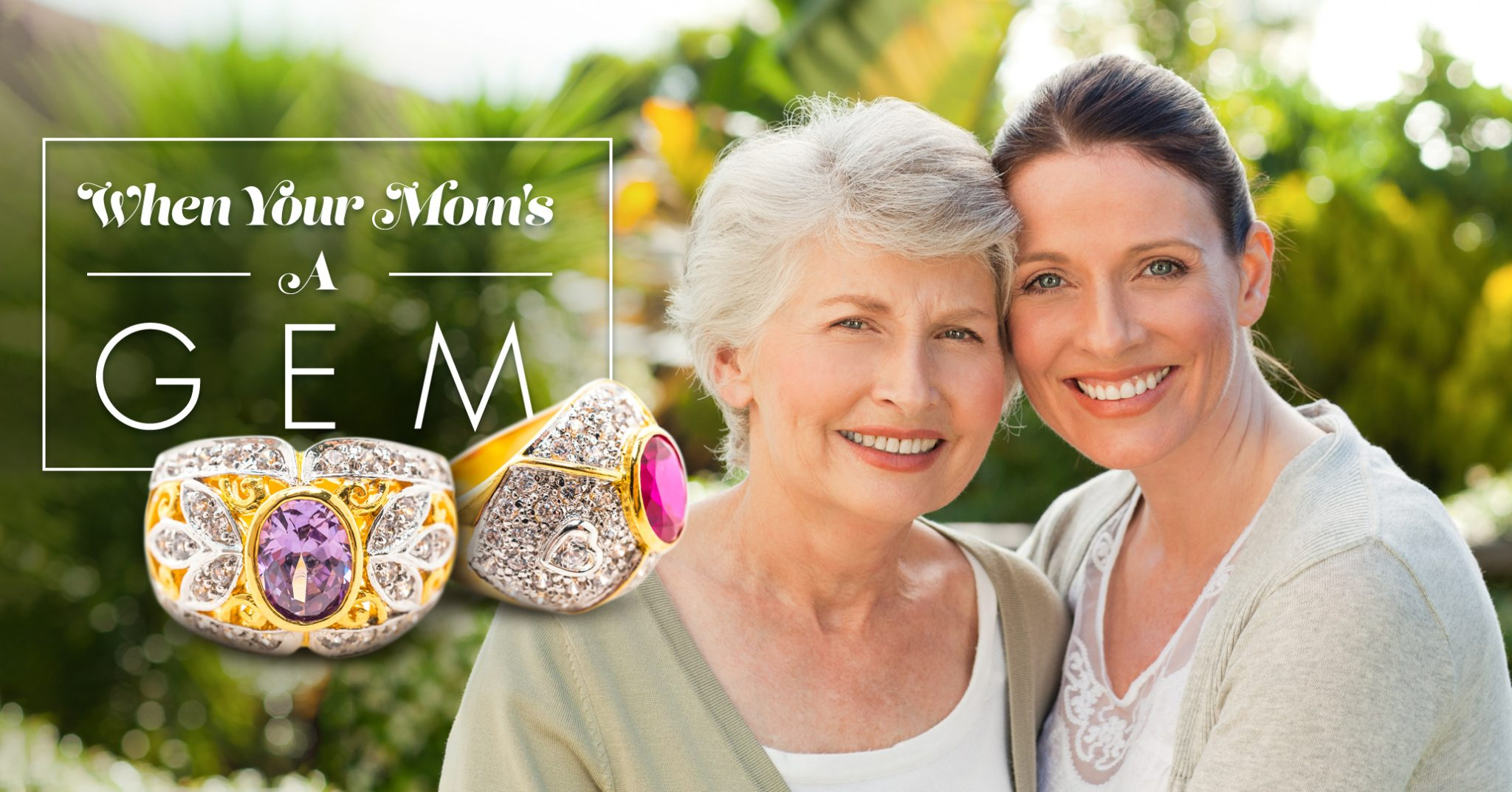 Mother's Day Jewelry Gifts