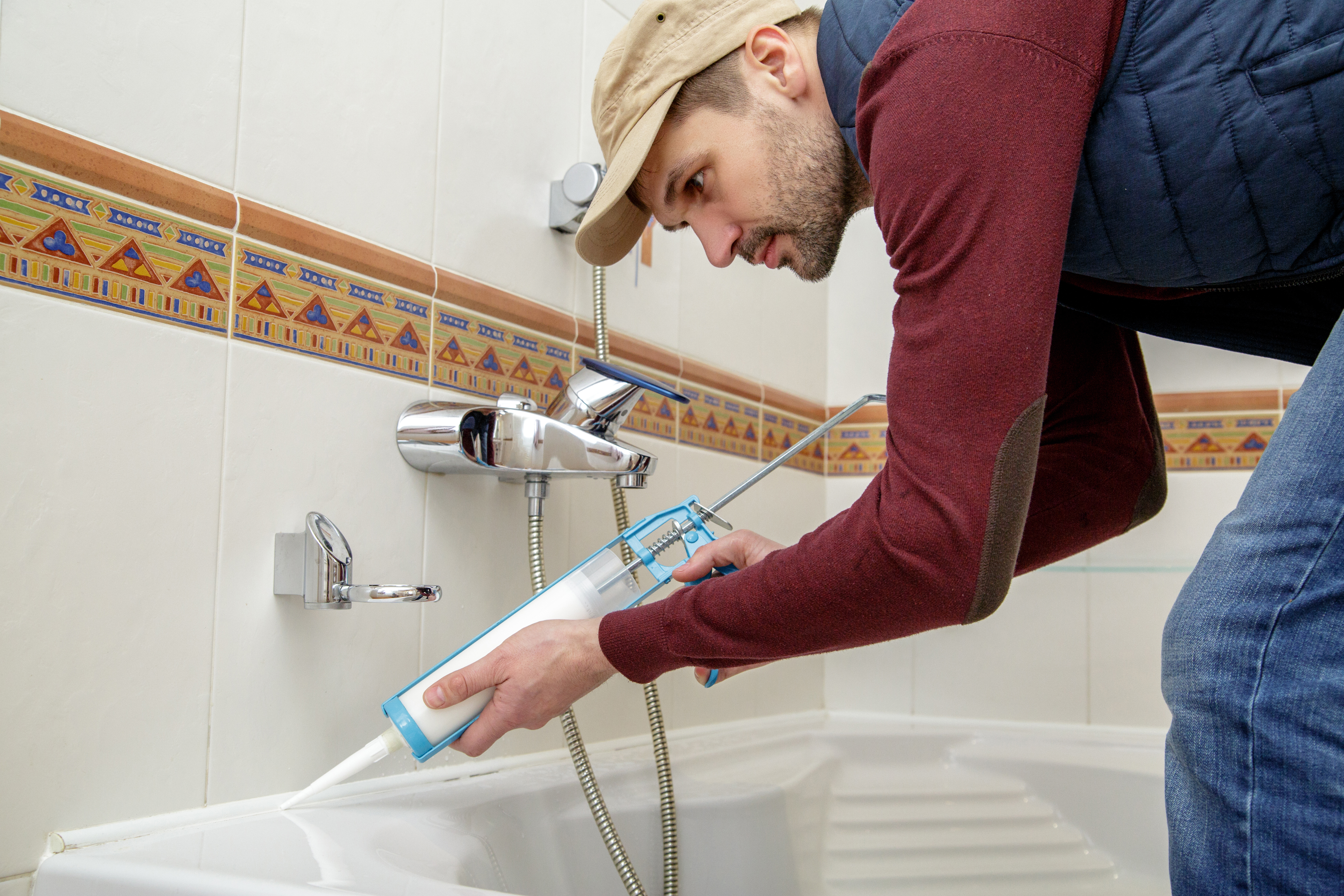 Repairing Sealant And Grout