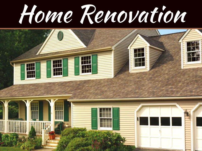 Seven Screaming Signs That Your Home Needs A Renovation