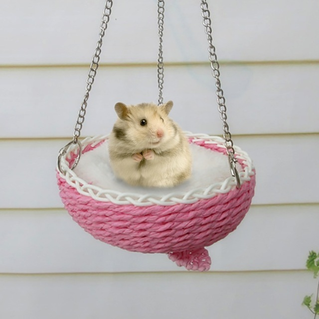 Colorful Hammocks For Your Hamsters