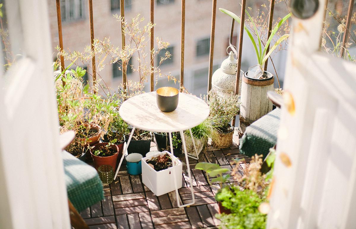 Terrace Balcony Ideas